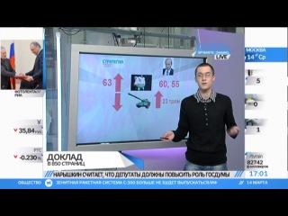 Стратегия 2020 против предвыборной программы Путина