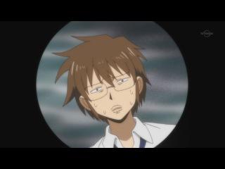 Danshi Koukousei no Nichijou / Будни старшеклассников 8 серия (озвучка Eladiel & JAM)