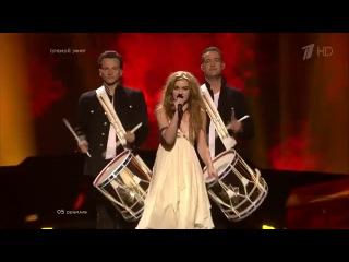 Evrovision Emellie De Forest Only Teardrops