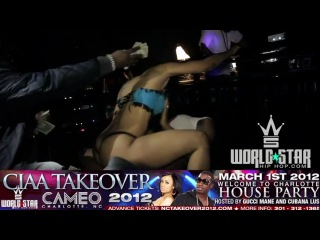 WSHH CIAA Party At Cameo Hosted By Gucci Mane, Cubana Lust & Q