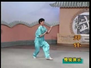 Шаолинь тунбей цюань сила ударов проходит сквозь руки учебный вариант