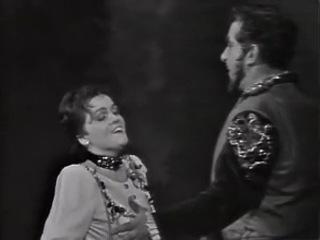Courtest of the Walter Felsenstein Estate Don Giovanni pt 1 performed in German 1956