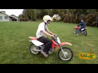 Подборка аварий и фейлов на мотоциклах