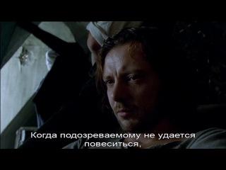 2002 John Simm Crime and Punishment Преступление и наказание Часть 1 RUS SUBS