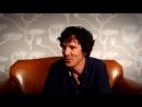 Бенедикт Камбербэтч рассказывает как выжил Шерлок
