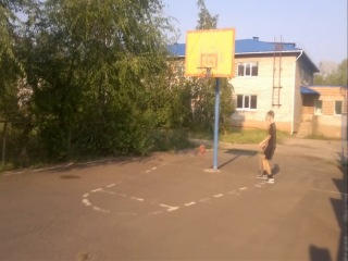 Slam Dunk Artem H. GIF38 by KiD HUMOR