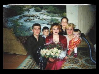 Любимой бабулечке)*