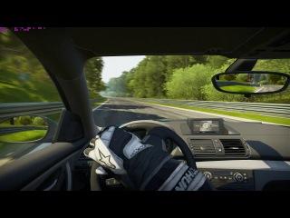 BMW 135i VS Nordschliefe
