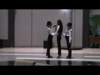 Наталья Мотолыгина и Majestic Dance show в отеле Panorama