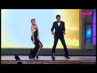 21st annual life ok screen awards - танец от шахрукх кхана и алии бхатт