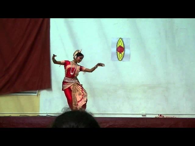 Spic Macay Odissi Classical Dance