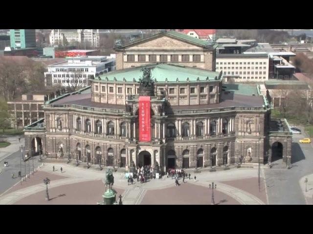 ПРЕКРАСНЫЙ ДРЕЗДЕН Dresde la capital barroca del estado libre de Sajonia