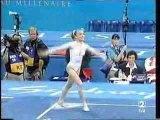 Yelena Zamolodchikova - 2000 Olympic Games - Floor Final