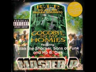 Master P - Homie Ride (Ft. Silkk the Shocker, C-Murder & Gambino Family)