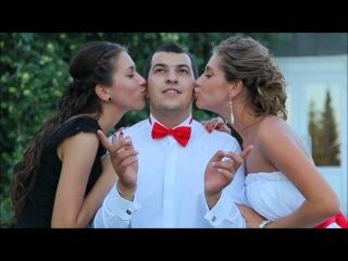 Свадьба Александры и Александра Дергач!
