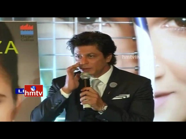 Bollywood Hero Shahrukh Khan Unveils Sania Mirza Autobiography Ace Against Odds HMTV