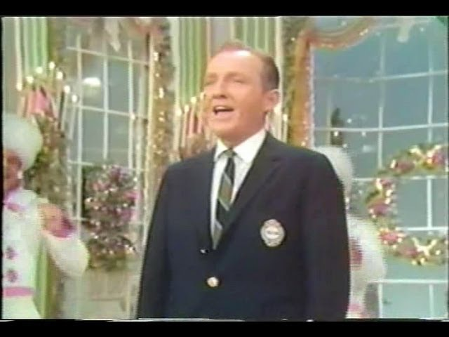 Hollywood Palace 6-12 Christmas Show: Bing Kathryn Crosby (co-hosts), Glen Campbell