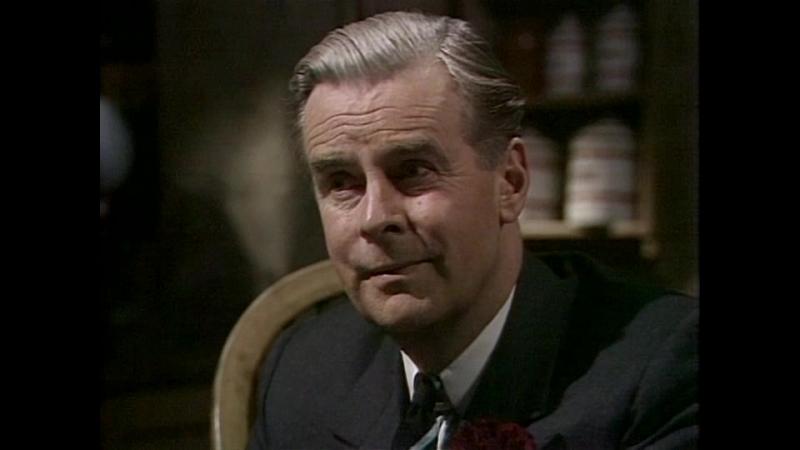 Лорд Питер Уимзи Девять ударов за упокой 3 серия Англия Детектив 1974