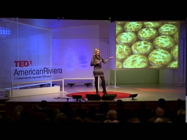 TED на русском Дженна МакКарти. Чего вы не знаете о браке. TEDx
