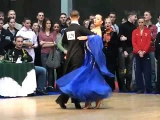 Sergey Konovaltsev & Olga Konovaltseva - Tango