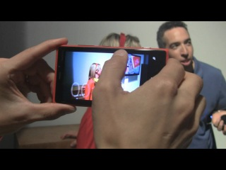 Lumia 920: PureView Image Stabilization - Hands On
