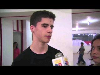 Александр Марцинюк (Интервью для Ecuador TV)