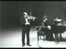 Michael Vaiman and Dina Yoffe play Prokofiev Violin Sonata No. 1 in F minor, Op. 80, mov. 1
