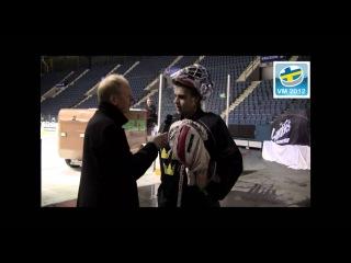 Stefan Liv infr LG Hockey Games
