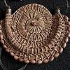 ПЛЮШКИН ДОМ -безниточное плетение сосновой иглой