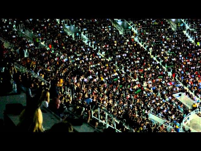 Wrocław Koncert George'a Michaela na stadionie
