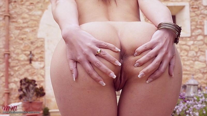 Melisa Mendini ( Kristina Uhrinova, Lexa) Walking Home Solo, Erotic, Posing, Close ups, Masturbation,
