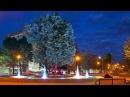 Як змінювався фонтан напроти Мегацентру