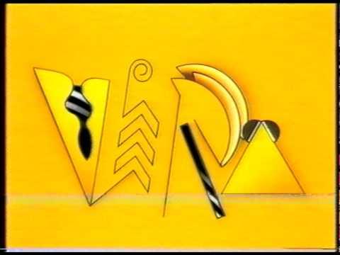 Pauze video animaties van Frans Schupp 1982-1983