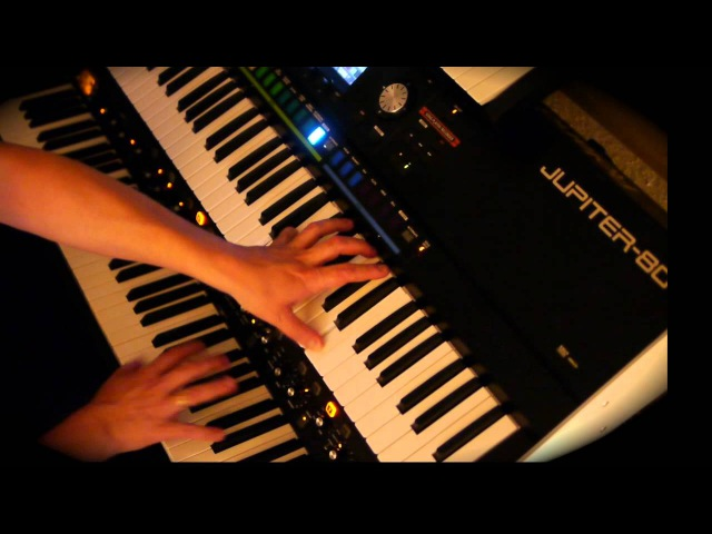Vince Dicola - Training Montage Overdubbed with Jupiter-80