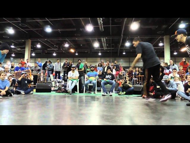 Aphoteosis VS Royal X 2 ExpoJove Battle 2015 [bd_video]