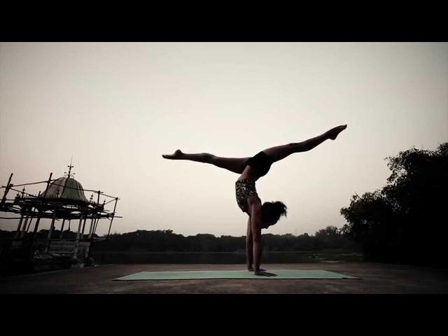The Impossible Ashtanga Yoga by Laruga Glaser смотреть онлайн без регистрации
