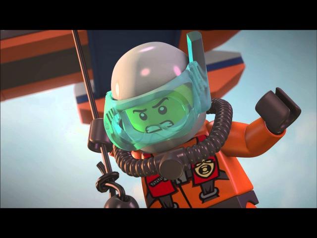 Мультфильм LEGO City ʺЖизнь в городеʺ