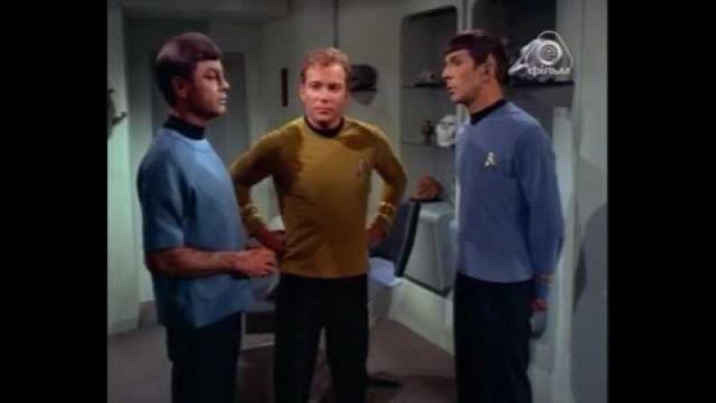 Star Trek (TOS) - some fabulous scenes - Spock, Kirk, McCoy