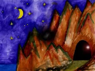 Открытки, картинки к музыке грига в пещере горного короля