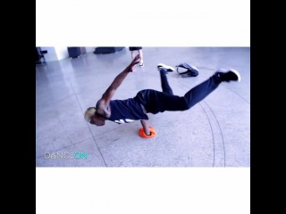 DanceOn on Instagram: How dancers get the floor cleaned... #DanceOn @officialhhi