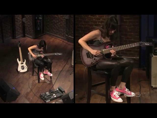 Nili Brosh performs Silence of Saturday for EMGtv
