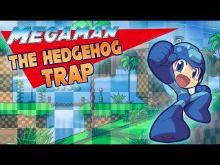 Mega Man - The Hedgehog Trap - Walkthrough