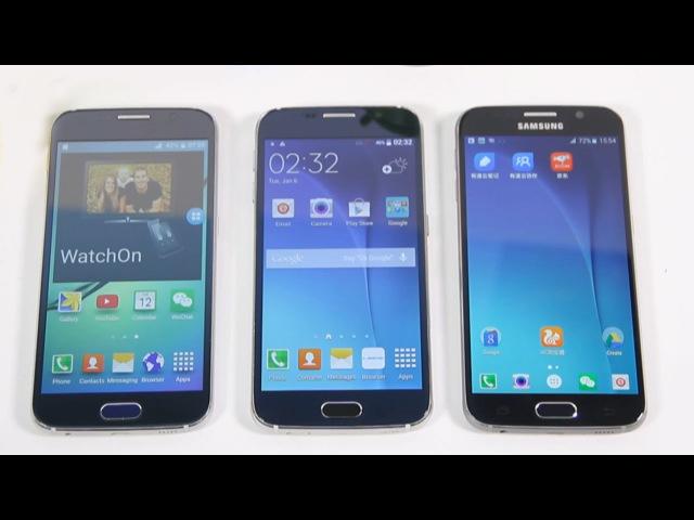 Landvo S6 VS SamSung S6 - Лучшая копия Samsung Galaxy S6
