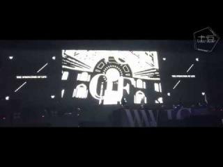 [HD Fancam] 150110 WINNER - Opening VCR @ WWIC 2015 in Beijing