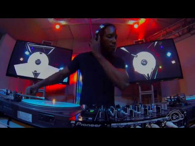 B-Radio Traxxx 13 - DJ Murphy 3 decks @ Ban TV