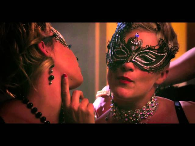 Sapphira Tease OFFICIAL VIDEO Burlesque Meets Dubstep