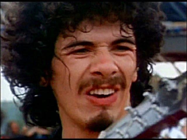 Santana - Soul Sacrifice 1969 Woodstock Live Video HQ