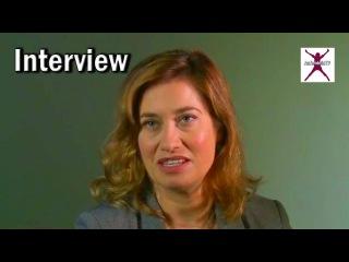 Emmanuelle Devos : l'interview vido d'Emmanuelle Devos
