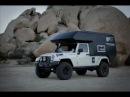 2013 Jeep Wrangler ActionCamper kit by Thaler Design - MSRP 2014 action camper RV kit price cost