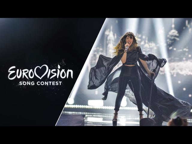 Leonor Andrade Há Um Mar Que Nos Separa Portugal LIVE at Eurovision 2015 Semi Final 2